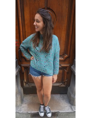 PULL CHINE MAILLES