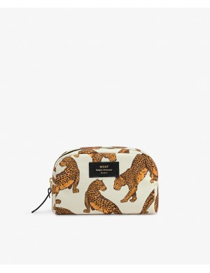 Pochette beauty léopard Wouf