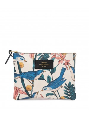 POCHETTE LARGE BIRDIES