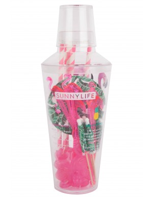 KIT TROPICAL FLAMINGO SUNNY LIFE