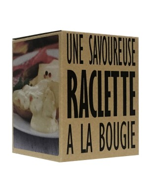 MACHINE A RACLETTE A LA BOUGIE