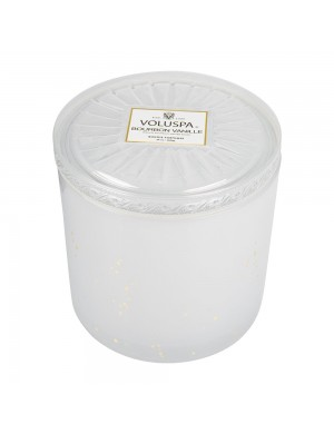 BOUGIE VOLUSPA BOURBON VANILLE 1KG