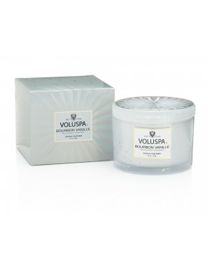 BOUGIE VOLUSPA BOURBON VANILLE 312G