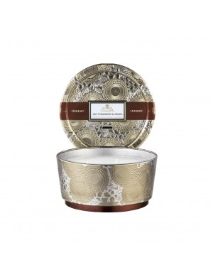 BOUGIE GILT POMANDER & HINOKI HOLIDAY 400G