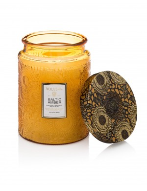 BOUGIE VOLUSPA BALTIC AMBER 453G